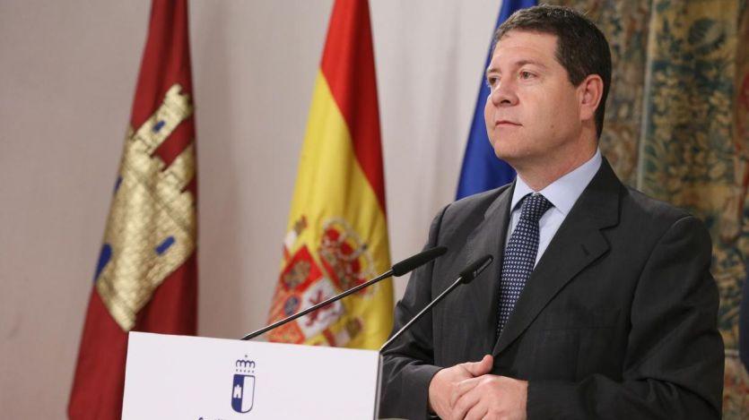 García-Page asegura que 'no podemos ser neutrales' en la defensa de la Constitución