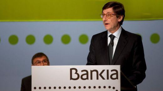 Bankia ganó 816 millones de euros en 2017, un 1,4% más