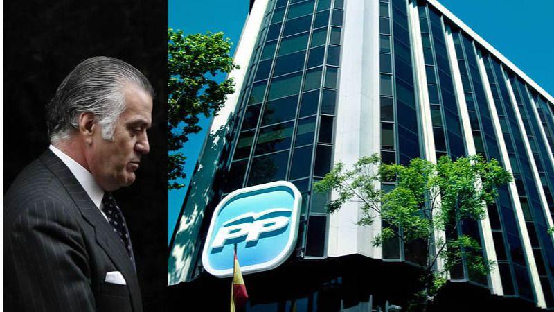 La Fiscalía pide no juzgar al PP por el borrado de los ordenadores de Bárcenas