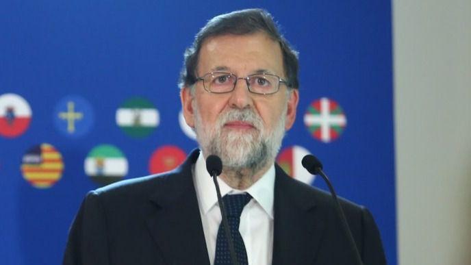 Rajoy, contento con la decisión del Constitucional sobre Puigdemont: 'Nos ha reconfortado a todos'