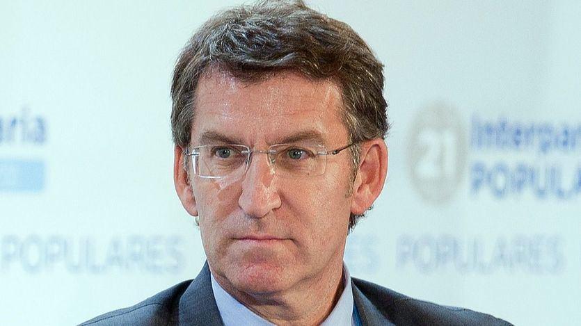 Feijóo, sobre el debate sucesorio de Rajoy: 'Es una pérdida de tiempo y un planteamiento poco serio'