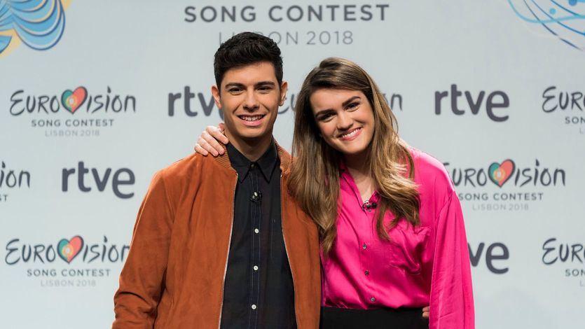 Surgen parecidos razonables en torno al tema eurovisivo 'Tu canción'