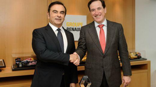 Mapfre seguirá patrocinando el equipo de Fórmula 1 de Renault