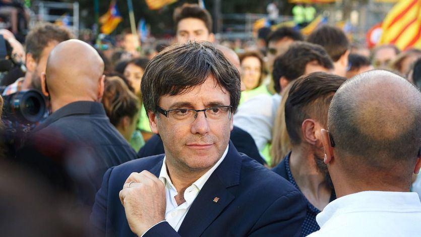 Puigdemont excusa sus mensajes derrotistas: 'Soy humano y hay momentos en que yo también dudo'