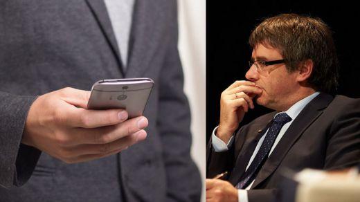 Los mensajes de Puigdemont: ¿descuido o maniobra política de ERC para acabar con el ex president?