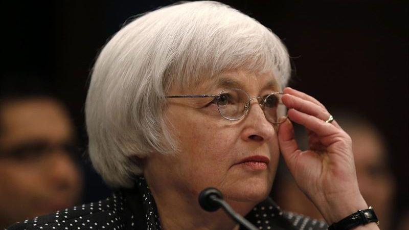 Despedida de Yellen sin cambios