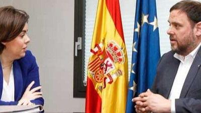 ¿Hay un pacto oculto entre ERC y el Gobierno central para enterrar a Puigdemont?