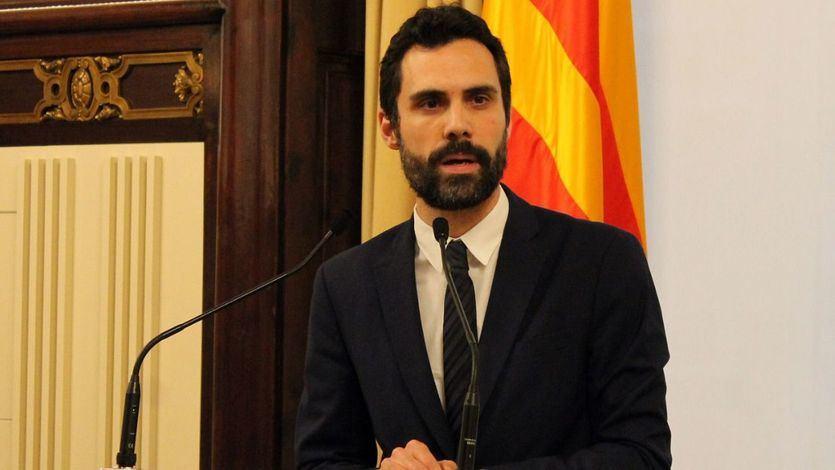Torrent tacha de 'insidiosa' e 'inmoral' la insinuación de un pacto ERC-Moncloa para tumbar a Puigdemont
