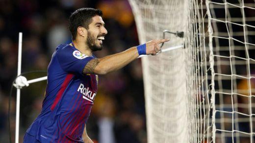 El Barça derriba el muro valencianista y ya apunta a la final de Copa (1-0)