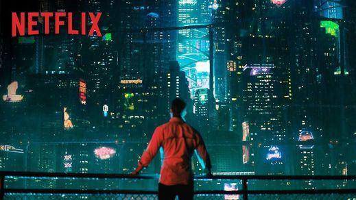 Llega 'Altered Carbon', la serie de Netflix que aspira a ser la nueva 'Blade Runner'