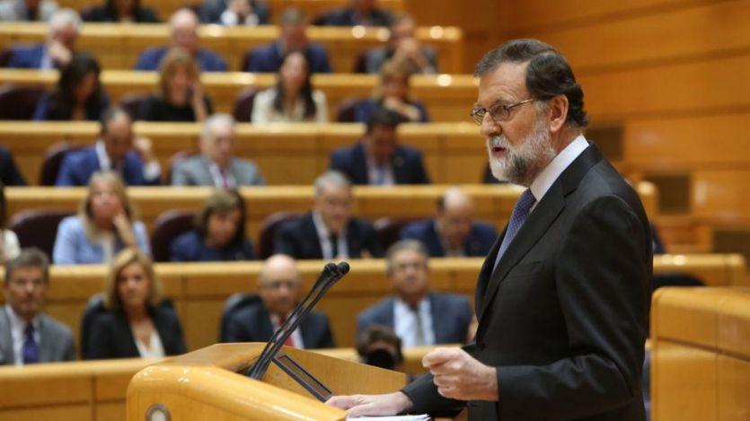 Rajoy podría verse obligado a volver a pasar por el Senado para reactivar el 155