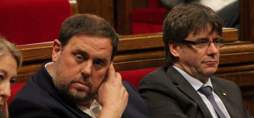 ERC rechazó el pacto para investir a Puigdemont y activar 'el proceso constituyente'