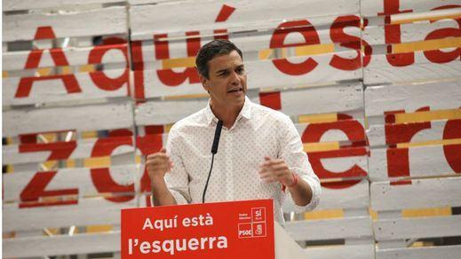 Sánchez reparte culpas entre Rajoy y los independentistas: