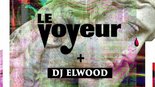 'Le Voyeur', el mejor rock español en letra y música, nos regalan una actuación en la Costello