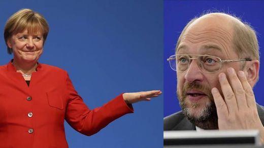 Merkel y Schulz se dan una última oportunidad para salvar el acuerdo e impedir nuevas elecciones
