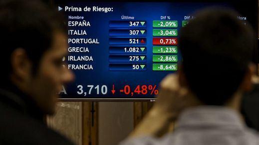 El Ibex cae otro 1,44% y borra las subidas que acumulaba desde enero
