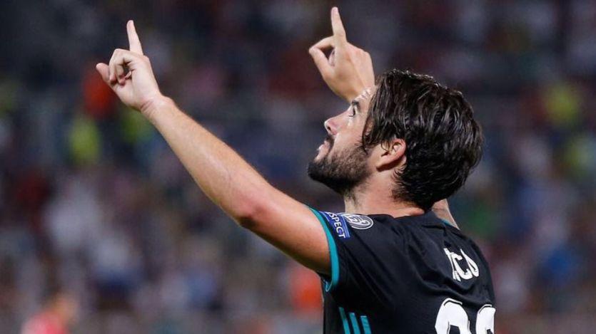 Isco, de nuevo el eterno debate en el Real Madrid: ¿ha perdido su sitio el otrora mago del juego blanco?
