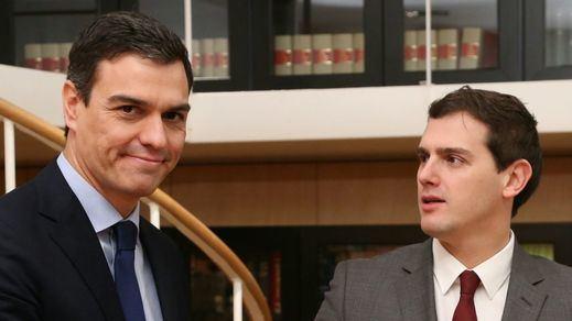 Así es el presidente que querrían los españoles: una fusión de Rivera y Sánchez