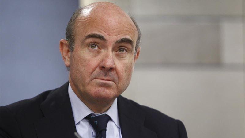 Ya es oficial: España presenta a De Guindos al BCE pero sólo dejará el ministerio de Economía si es elegido