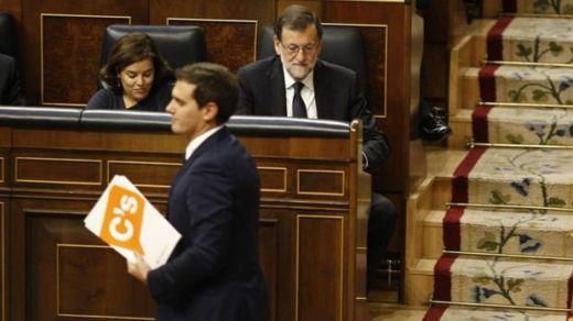 Rajoy niega que el referéndum de Cataluña se financiara con