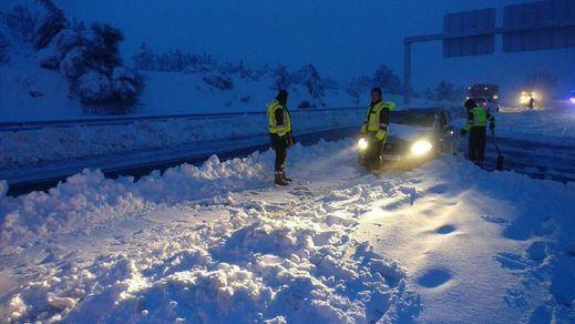 Castilla-La Mancha suspende 35 rutas de transporte escolar por el temporal de nieve