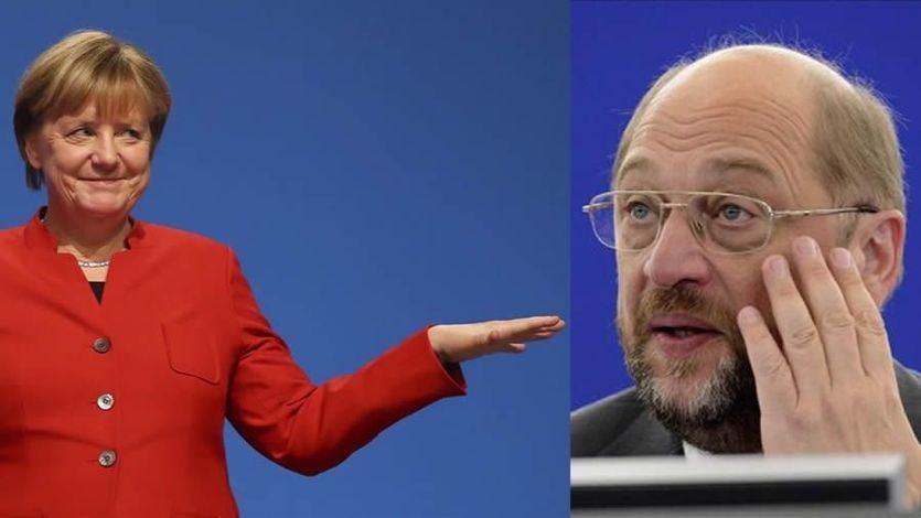 Los socialistas arrancan importantes cuotas a Merkel en la nueva Gran Coalición alemana