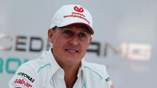 Michael Schumacher: un estudio médico da esperanzas para que se despierte del coma