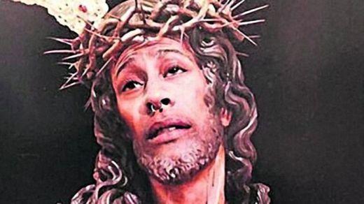 480 euros para no ir a la cárcel por cambiar de cara a un Cristo