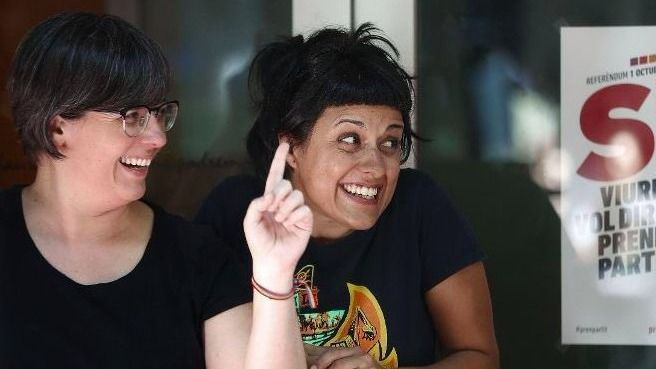 El bulo 'venezolano' de Anna Gabriel que difundieron varios medios