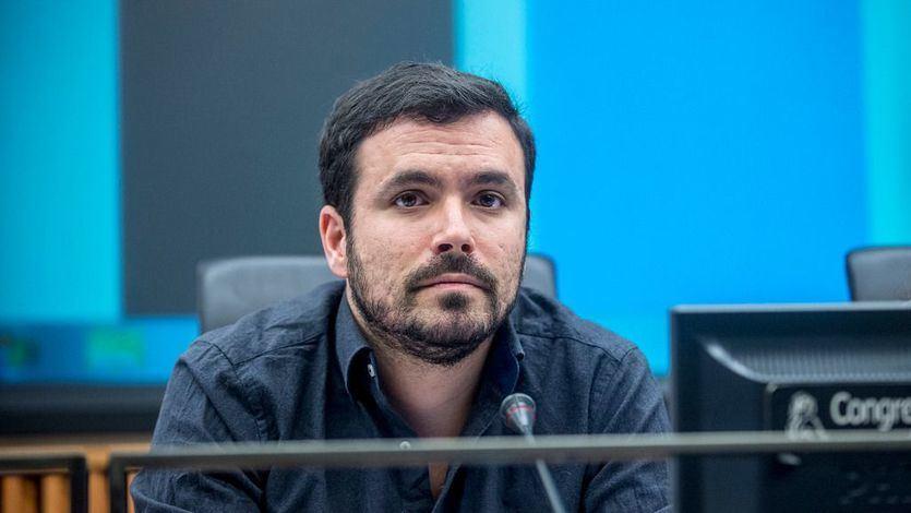 Garzón: 'Podríamos ser optimistas en el interés del PSOE por cambiar la ley electoral'
