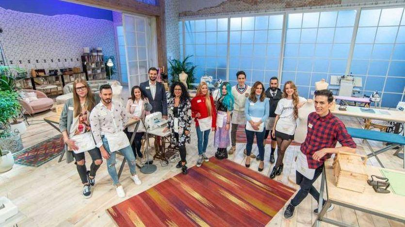 Así son los 12 concursantes de 'Maestros de la Costura', el nuevo 'talent show' de TVE