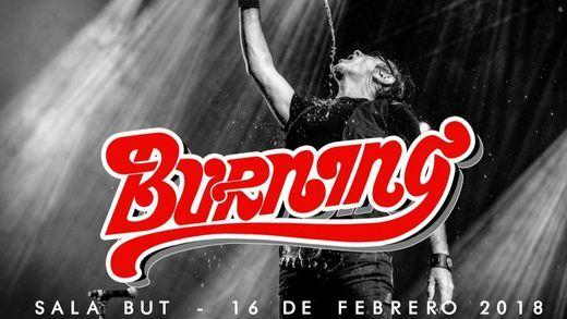 Johnny y mucho más: los míticos Burning cierran en Madrid su gran gira nacional 'Corre conmigo'