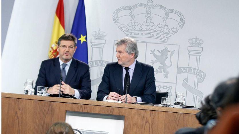Rafael Catalá e Íñigo Méndez de Vigo