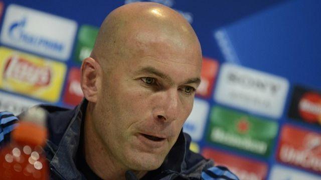 Zidane ataja los rumores en torno a este cuestionado jugador del Real Madrid