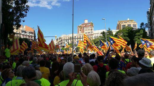 Desafección total de los catalanes respecto a España: suspenden al Gobierno, Policía y Guardia Civil