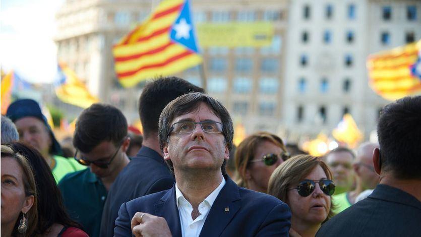 Ultimátum de la ANC a los partidos independentistas: habrá protestas si no hay acuerdo para investir a Puigdemont