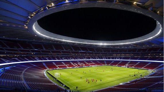 Ya hay estadio para la final de la Copa del Rey