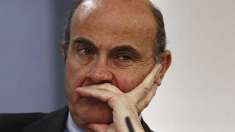De Guindos se sincera: '2012-2013 fueron muy difíciles... estuvimos al borde del hundimiento'
