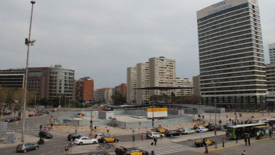 Tabarnia quiere que Colau cambie el nombre de la Plaza dels Països Catalans