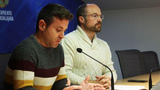 Ciudadanos denuncia el trato desigual en la concesión de subvenciones del Ayuntamiento de Guadalajara