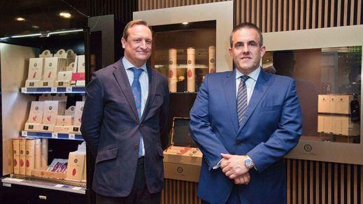 El Corte Inglés inaugura un espacio Cinco Jotas en la sección internacional de lujo