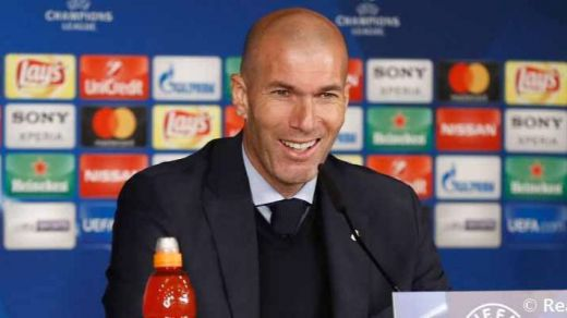 Zidane vuelve a sonreír y su flor resucita: