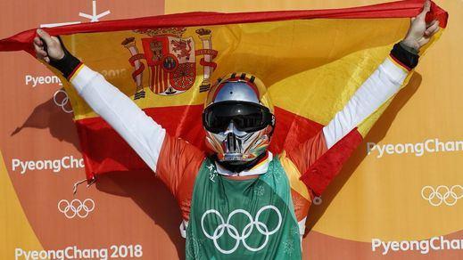 Regino Hernández logra una medalla de bronce en snowboard para España en los Juegos de Invierno