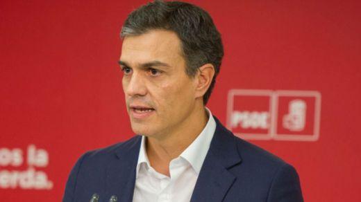 Pedro Sánchez apoya la ley antifracking de Castilla-La Mancha y la oposición al ATC