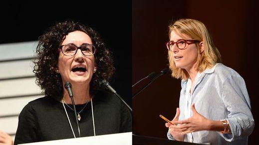 Marta Rovira y Elsa Artadi podrían ser los próximos presos del procés