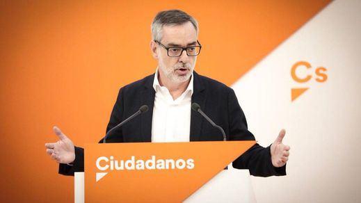 C's quiere prohibir que Puigdemont sea candidato si se repiten las elecciones en Cataluña