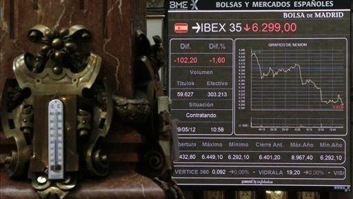 El Ibex finaliza su segunda jornada en positivo