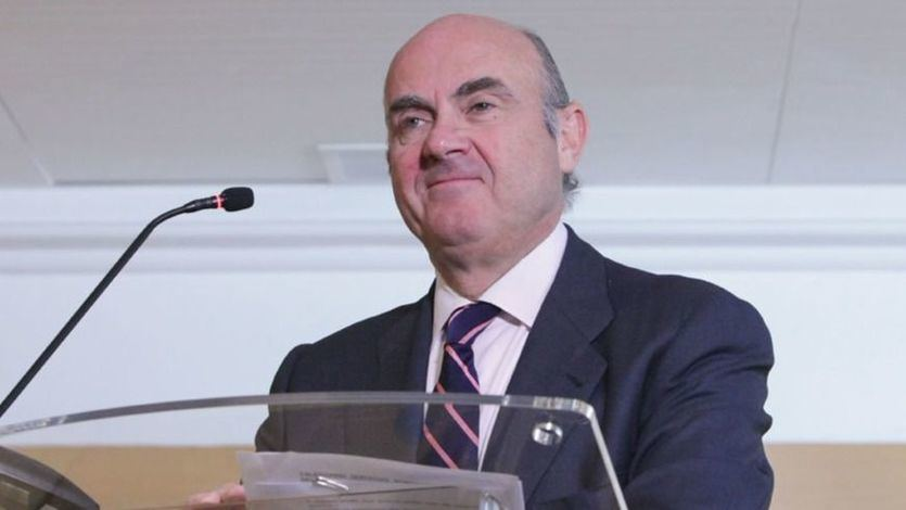 De Guindos no se rinde tras la primera victoria de Lane y asegura tener los apoyos 'suficientes' para el BCE