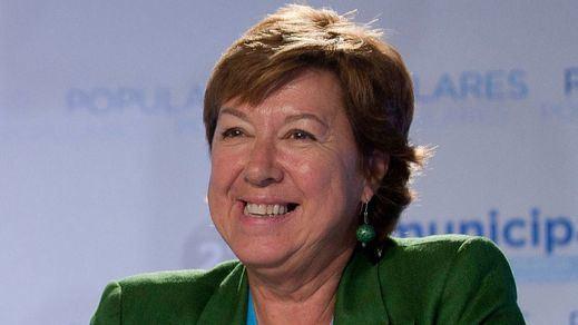 Pilar Barreiro, senadora del PP por Murcia y ex alcaldesa de Cartagena