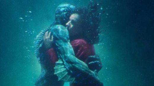 'La forma del agua', estrella de la cartelera que apunta directamente a los Oscar